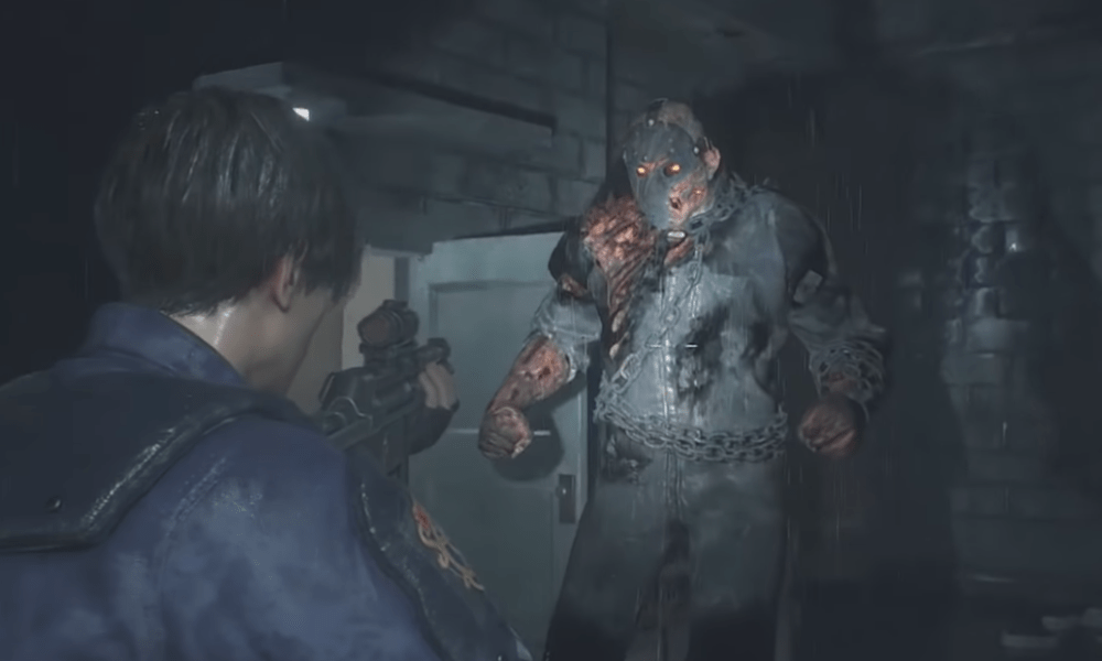 Awesome Mod Turns Mr X From Resident Evil 2 Into Tom Savini S